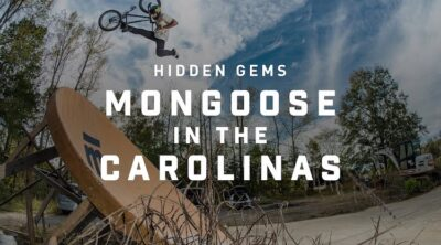 Mongoose BMX In The Carolinas