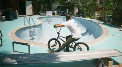 Pool Service Announcement Raw Cut BMX