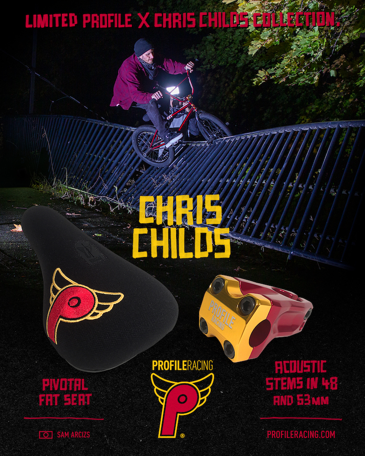 Profile Racing Chris Childs Collection