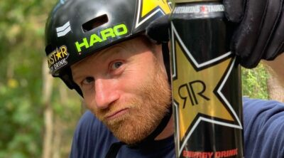 Ryan Nyquist Off Rockstar Energy