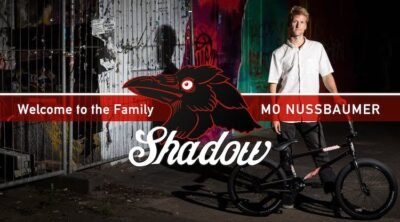 Shadow Conspiracy Moritz Nussbaumer BMX video
