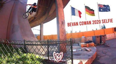 SM Bikes Bevan Cowan 2020 Selfie