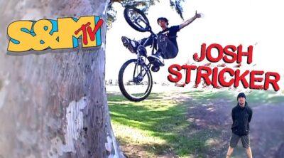 S&M Bikes TV Career of Josh Stricker BMX