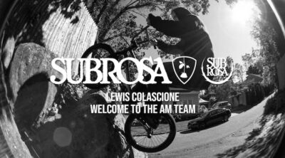 Subrosa Brand Lewis Colascione Welcome To AM Team Video