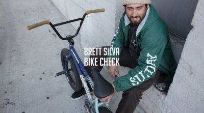 Sunday Bikes Brett Silva Darkwave video bike check BMX