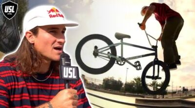 USL Blow Up The Park BMX Rider Bios BMX video