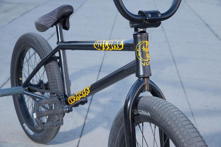 Volume Bikes Trevor Antillon BMX bike