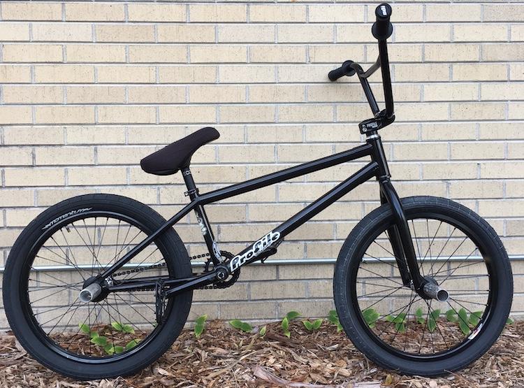 Profile Racing Matt Coplon 2021 Bike Check