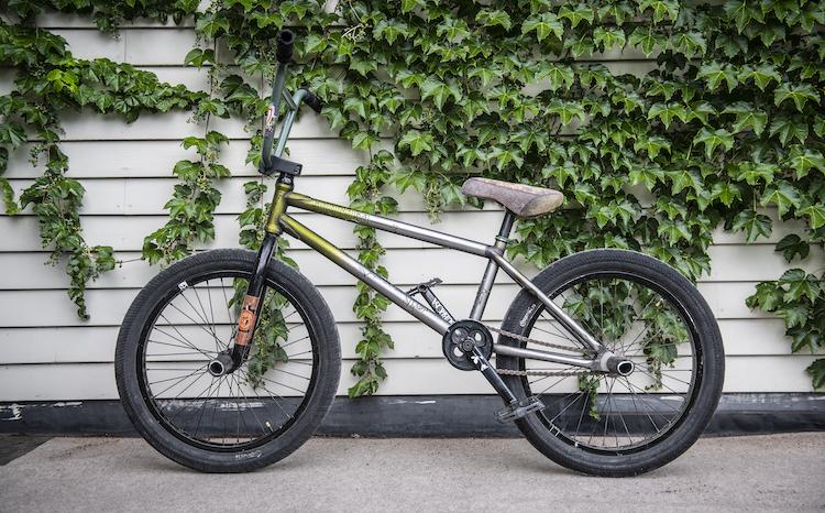 Suubrosa Lewis Colascione BMX bike check 2021