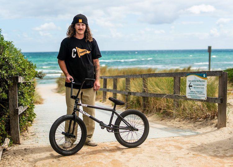 Colony BMX Max Cvetkovic