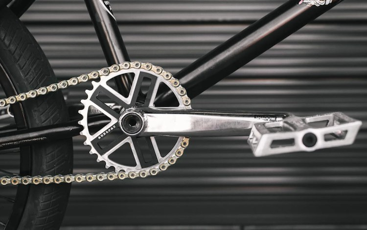 Subrosa Brand Hero Sprocket BMX