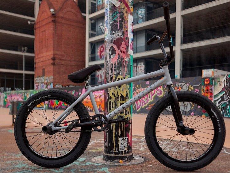 Wethepeople BMX Stephan Atencio Bike Check