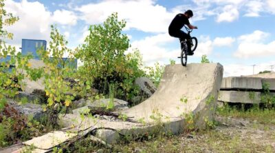 Brant Moore Stacked BMX