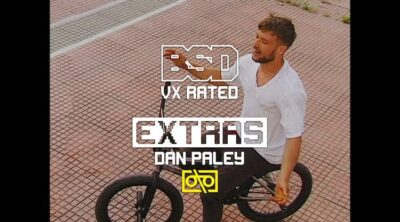 BSD BMX Dan Paley VX Rated Extras