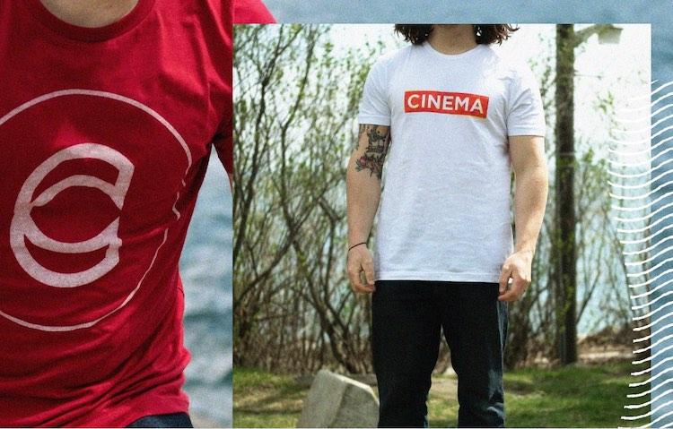 Cinema BMX Spring / Summer 2021 Apparel BMX