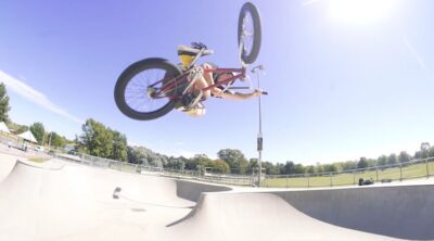 Colony BMX Jayden Fuller Video Session BMX video