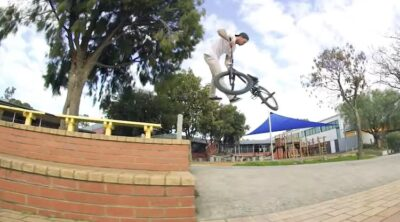 Colony BMX Luke Parker BMX video