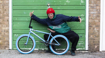 Wethepeople BMX Dan Banks Bike Check