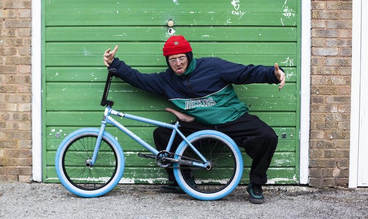 Wethepeople BMX Dan Banks Bike Check