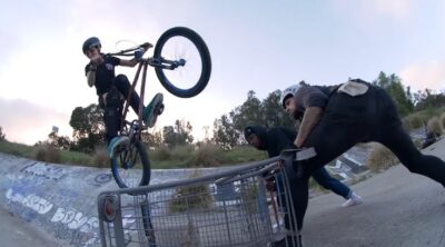 GT BMX Home Ave Session BMX video