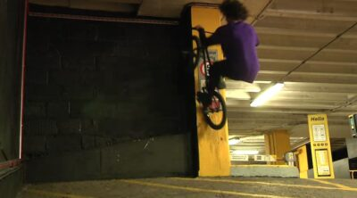 Harry Mills Wakley Animal Bikes BMX video