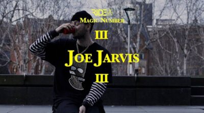 Magic Number Joe Jarvis BMX video