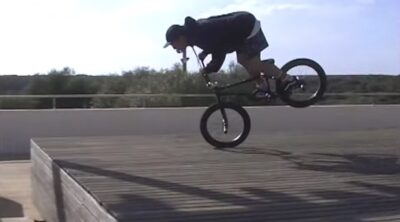 Menorca La Isla Bonita BMX video
