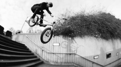 Nathan Goring X Hideout BMX video