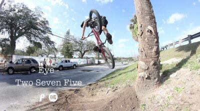 Profile Racing Eye Two Seven Five BMX