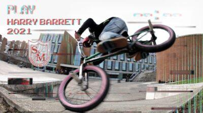 S&M Bikes Harry Barrett 2021 BMX video