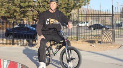 Steve Woodward Colony BMX