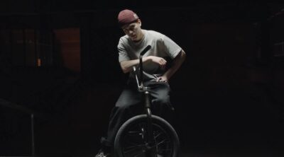 Stress BMX Vlad Glazovsky Welcome Video