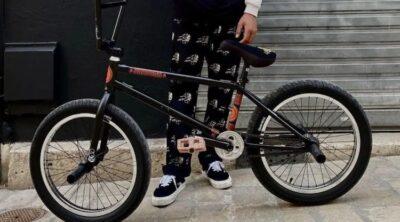 Subrosa Brand Thibault Srinarong Bike Check BMX