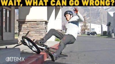 GT BMX Tate Roskelley Wait What Can Go Wrong BMX