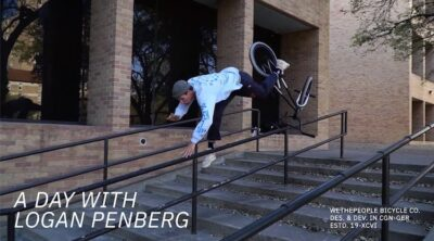 Wethepeople BMX A Day with Logan Penberg