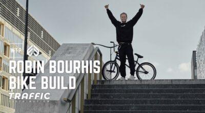 Wethepeople Eclat BMX Robin Bourhis Bike Build