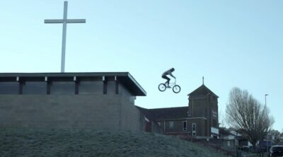 Casson Downing Welcome to Kink BMX video