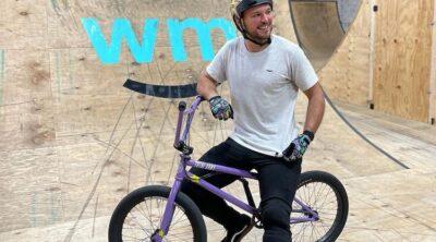 Nick Bruce OFF Total BMX