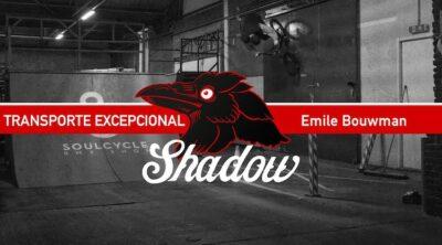 Shadow Conspiracy Emile Bouwman BMX video