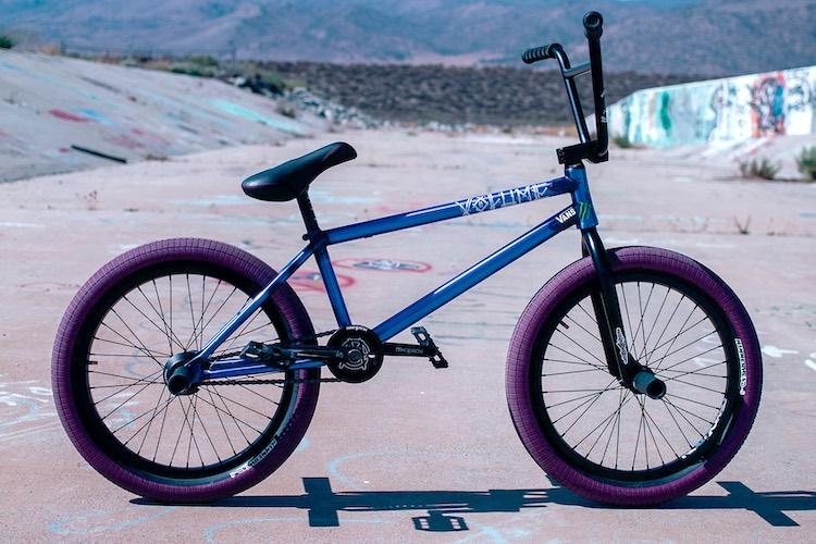 Victor Munoz Volume Bikes Demolition Parts BMX bike