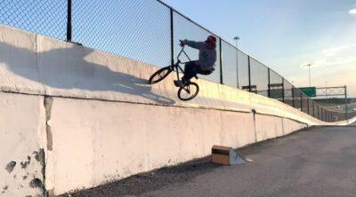 Steven Hamilton Candy 2 BMX video Animal Bikes