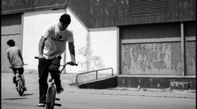 Austin Mazur Mallorca BMX video