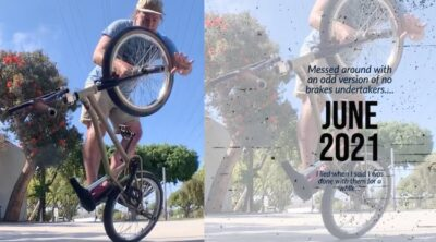 Brian Tunney June 2021 Clips BMX