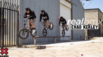 Chad Kerley X Games Real BMX 2021