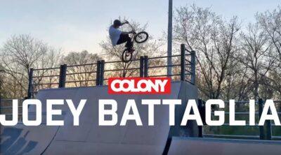 Colony BMX Joe Battaglia 2021