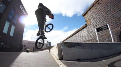 DUB BMX Danny Heron BMX video