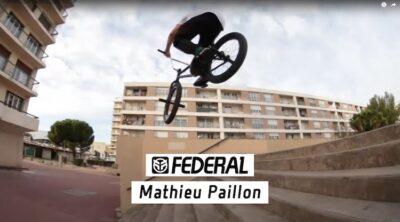 Federal Bikes Mathieu Paillon Welcome Video