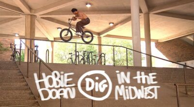 Hobie Doan In The Midwest BMX video