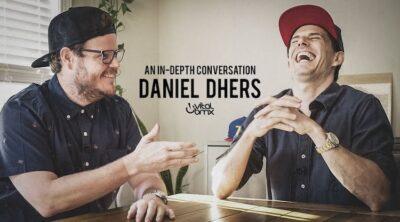 In-Depth Conversation Daniel Dhers BMX