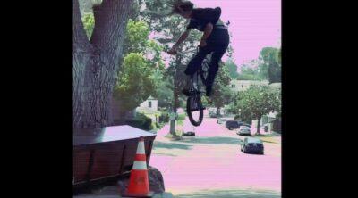 Joris Coulomb BMX Tape 4